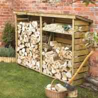 LOG & BIN STORAGE