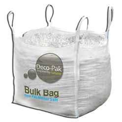 10mm White Limestone Gravel - Bulk Bag 850 Kg