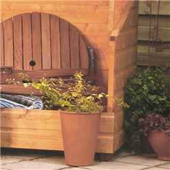 Deluxe Rowlinson Tongue & Groove Garden Chest 4'6