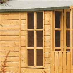 10 x 7 Summerhouse