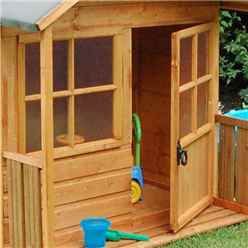 Playaway Rowlinson Playhouse 5ft x 5ft (1600mm x 1560mm)