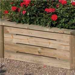 3ft x 3ft Raised Rowlinson Planter