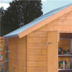 10ft x 8ft Rowlinson Premier Tongue & Groove Shed (12mm T&G Floor)