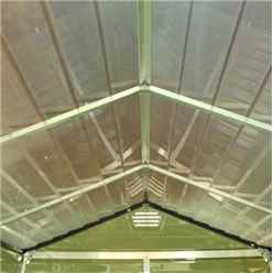 10ft x 6ft Plastic Apex Shed (3.14m x 1.88m) **FREE 24/48 HOUR DELIVERY*