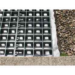 Plastic Ecobase 12ft x 10ft (56 Grids)