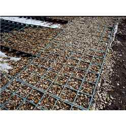 Plastic Ecobase 6ft x 3ft (8 Grids)