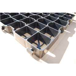 Plastic Ecobase 10ft x 4ft (21 Grids)