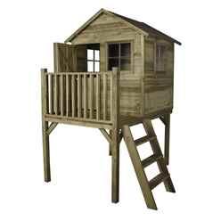 4ft x 4ft Sage Tower Playhouse