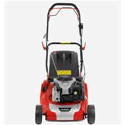 Cobra RM46SPBR Petrol Powered Ready Start 40cm Rear Roller Lawnmower - Free Oil and Free Next Day Delivery*