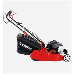 Cobra RM40SPB Petrol Powered 40cm Rear Roller Lawnmower - Free Oil and Free Next Day Delivery*
