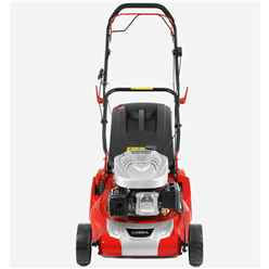 Cobra RM46SPB Petrol Briggs & Stratton Powered 46cm Rear Roller Self Propelled Lawnmower - Free Oil and Free Next Day Delivery*
