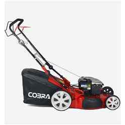 Cobra M51SPB Petrol 4 in 1 Rotary Self Propelled Lawnmower - 56cm - Free Oil and Free Next Day Delivery*