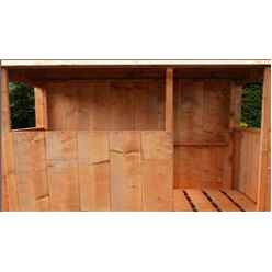 INSTALLED Stockade Playhouse 4ft x 4ft - INCLUDES INSTALLATION