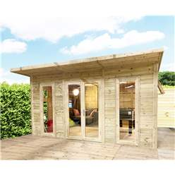 Avon 6m x 3m Insulated Garden Room - INCLUDES FREE INSTALL