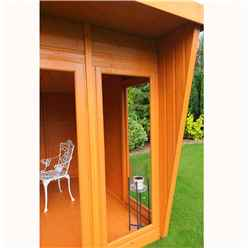 10ft x 10ft (2.99m x 3.06m) -  Highclere Summerhouse - 12mm T&G Floor