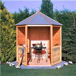 7ft x 6ft Stowe Gazebo