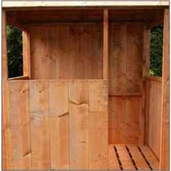 Stockade Playhouse 4ft x 4ft