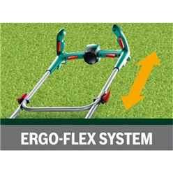 Bosch Rotak 40 ErgoFlex 1700w Electric Rotary Mower