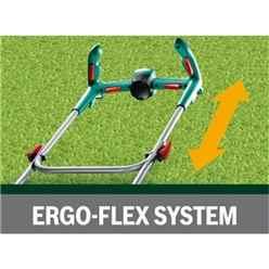 Bosch Rotak 43 ErgoFlex 1800w Electric Rotary Mower
