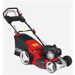 Cobra MX46SPB 4 in 1 Petrol Rotary Self Propelled Lawnmower - 46cm -  Free Oil and Free Next Day Delivery*