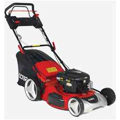 Cobra MX564SPB Petrol 4 in 1 Rotary 4 Speed Self Propelled Lawnmower - 56cm - Free Oil and Free Next Day Delivery*