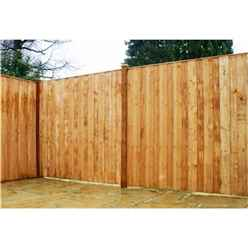 3FT Pressure Treated Vertical Hit & Miss Panels - 1 Panel Only (Min Order 3 Panels) + Free Delivery*