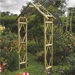 Rustic Rowlinson Arch