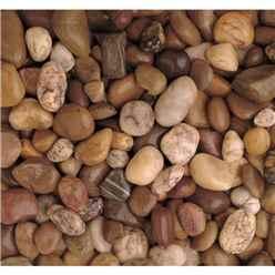 Dorset Pebbles Gravel - Bulk Bag 850 Kg