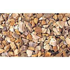 Golden Flint Gravel - Bulk Bag 850 Kg