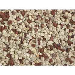 Strawberry & Cream Gravel - Bulk Bag 850 Kg