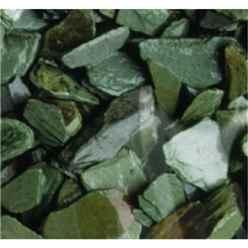 Green Slate 20mm Gravel - Bulk Bag 850 Kg
