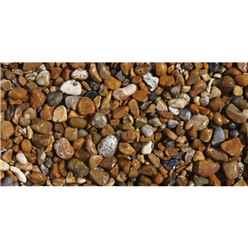 Oyster Pearl Gravel - Bulk Bag 850 Kg