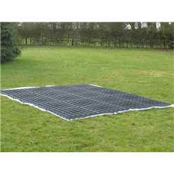 Plastic Ecobase 12ft x 8ft (40 Grids)