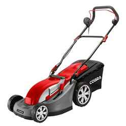 Cobra 40cm Electric Rear Roller Lawnmower - Cobra GTRM40 - Free 24HR Delivery