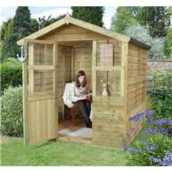 6x6 Petal Summerhouse