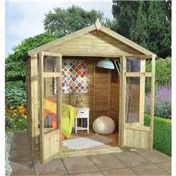 7x5 Aurora Summerhouse
