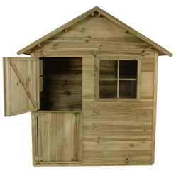 5ft x 5ft Thyme Kids Playhouse