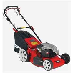 Cobra M51SPB Petrol 4 in 1 Rotary Self Propelled B&S Engine Lawnmower - 51cm - Free Oil and Free Next Day Delivery*