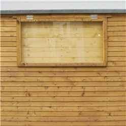 Shutter For Opening Window (Internal)