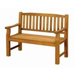 2 Seater Turnbury Garden Bench - Free Next Working Day Delivery (Mon-Fri)