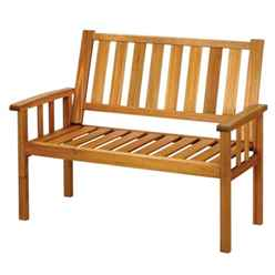 2 Seater Homestead Bench - Free Next Working Day Delivery (Mon-Fri)