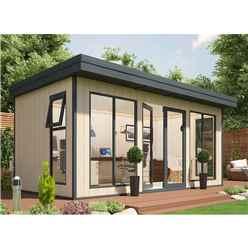 8ft x 16ft Insulated Evolution Garden Building