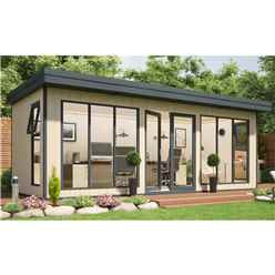8ft x 20ft Insulated Evolution Garden Building