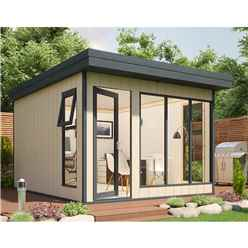 10ft x 12ft Insulated Evolution Garden Building