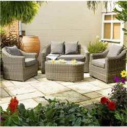 Deluxe Bunbury Sofa Set