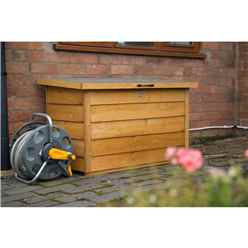 Overlap Garden Storage Box - Dip Treated (108cm x 55cm)