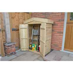Apex Garden Store - Pressure Treated - INCLUDES INSTALLATION