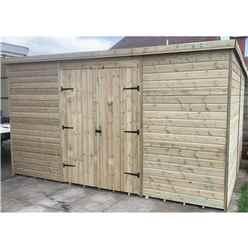 """Super Plus Roof & Door (13"""" Increase Ridge/Eaves and Door Height)"""
