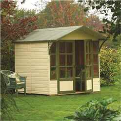 INSTALLED 7 x 7 Summerhouse INCLUDES INSTALLATION