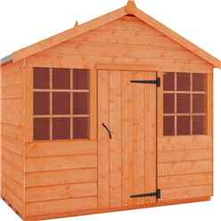 8ft x 6ft Wendyhouse (12mm Tongue and Groove Floor and Roof)